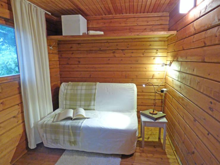 Ferienhaus:  Schlafzimmer von Birgit Hahn Home Staging