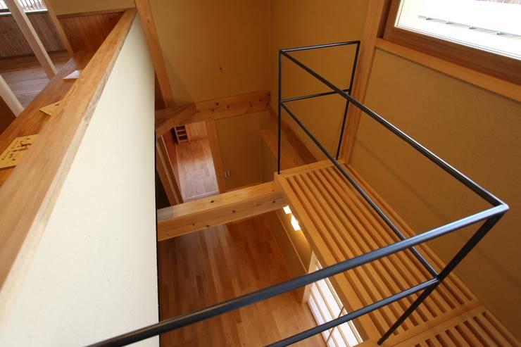作品: 有限会社 明日桧が手掛けた廊下 & 玄関です。,