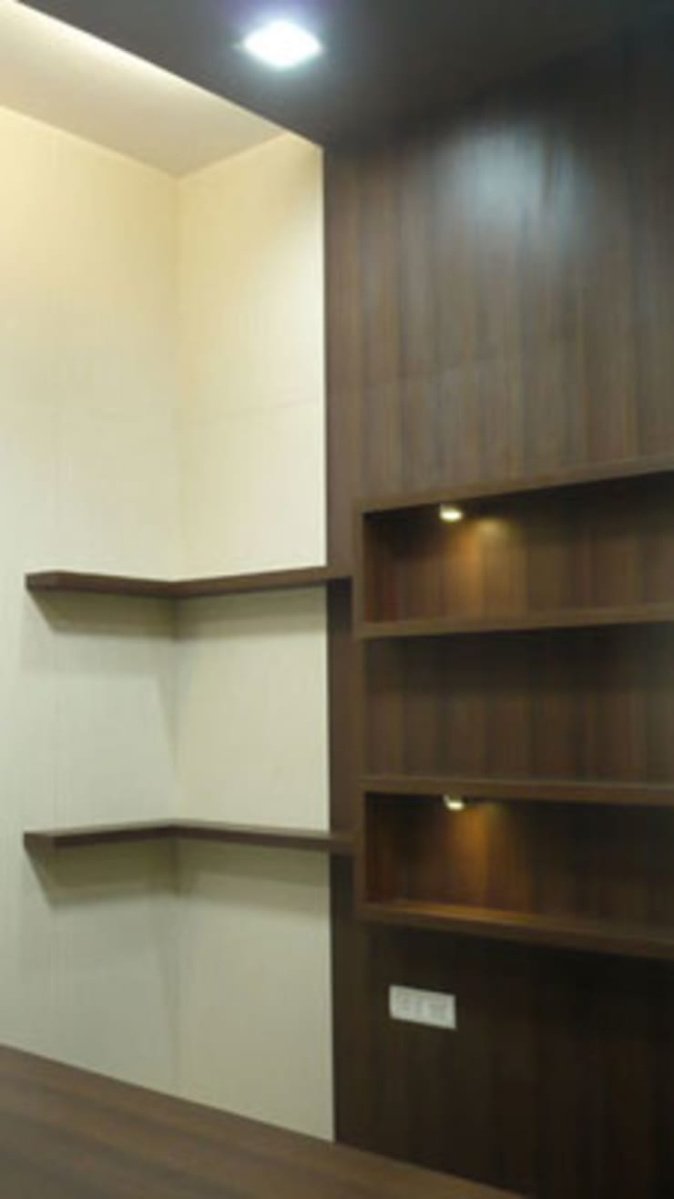 Study/office by GB ARCHITECT,