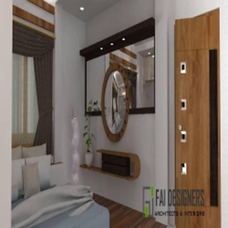 Interior designs:  Bathroom by Faidesgners,Modern