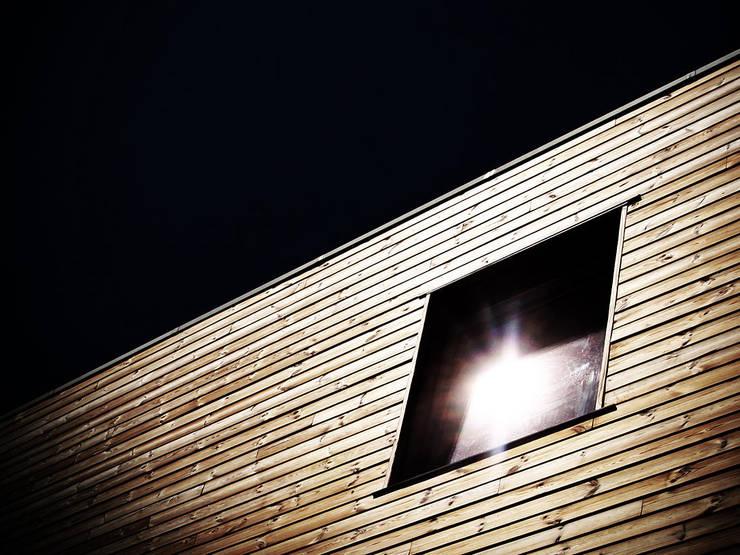 VILLA L.02: Maisons de style  par TRIBU ARCHITECTES,