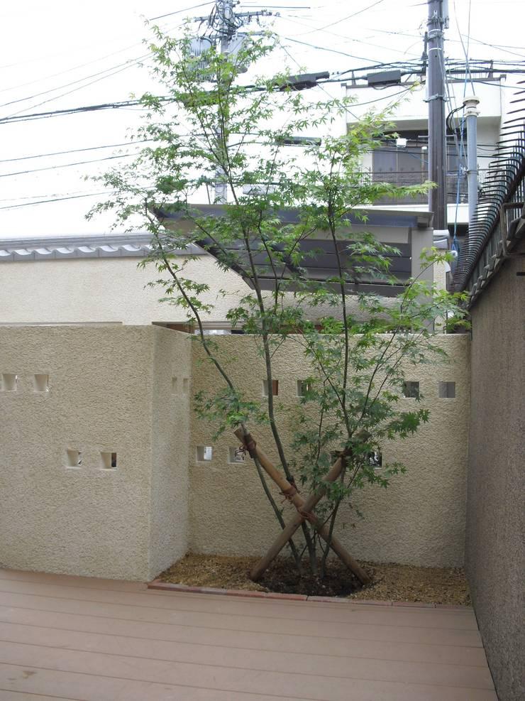 御所南の家: 株式会社 atelier waonが手掛けた家です。