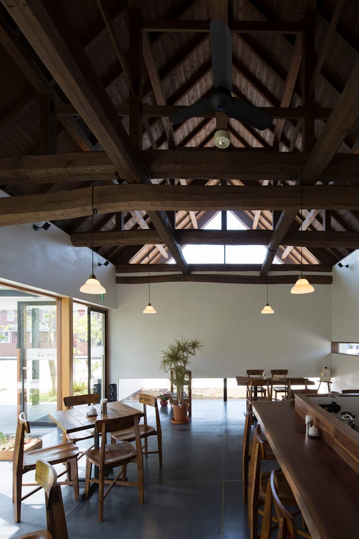 ema gallery: TRANSTYLE architectsが手掛けたオフィススペース&店です。,