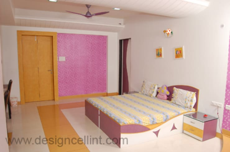 Bedroom Designs:  Bedroom by Design Cell Int