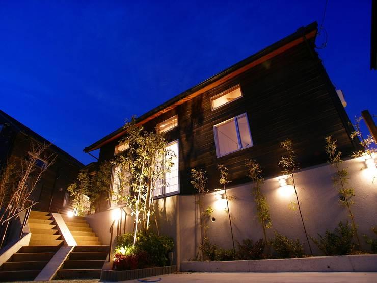施行事例: y-tajimaが手掛けた家です。