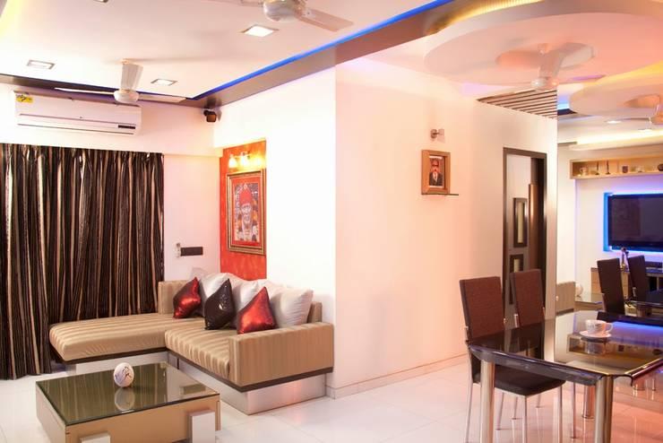 Shepherd Residency:  Living room by suneil
