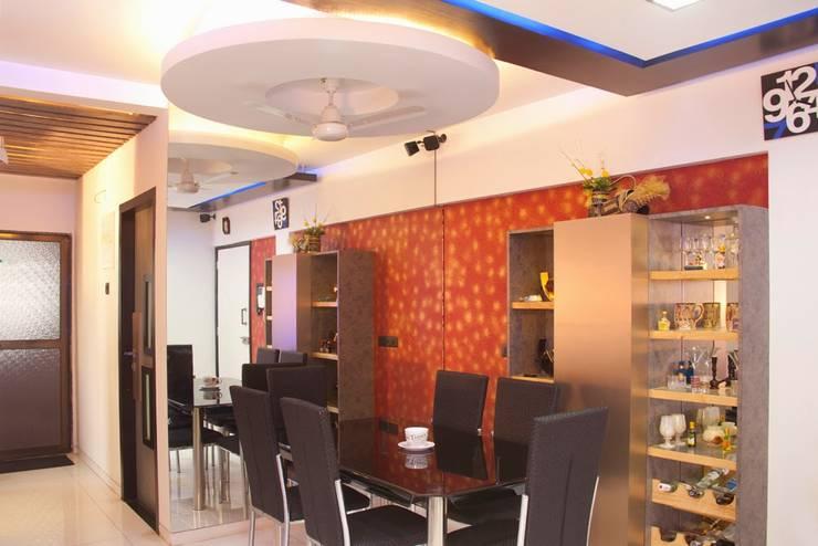 Shepherd Residency:  Dining room by suneil