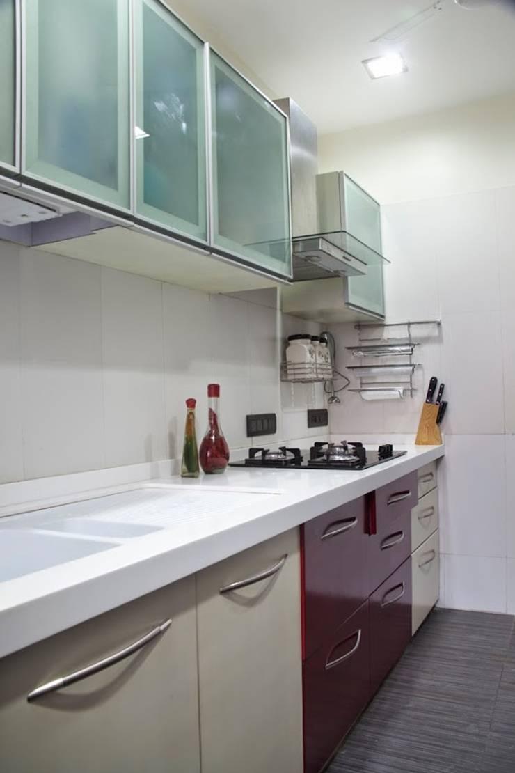 Shepherd Residency:  Kitchen by suneil