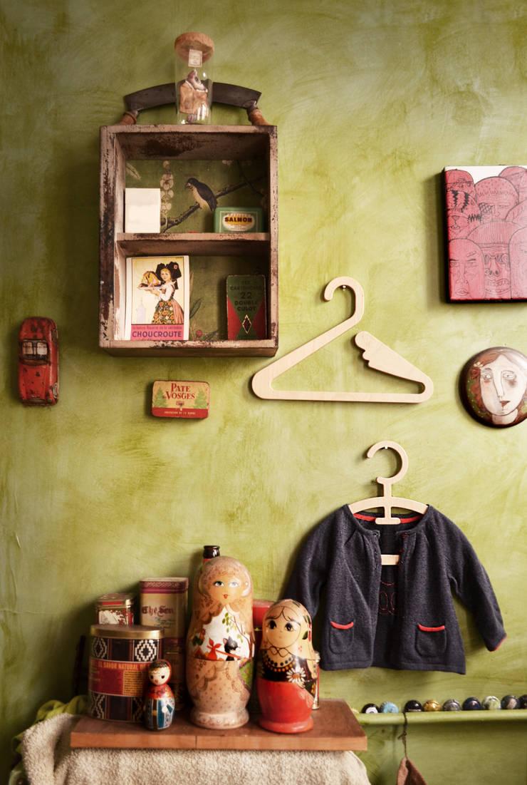 BroumBroum: Banana Yolk의  아이 방,