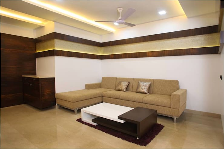 Living room by suneil