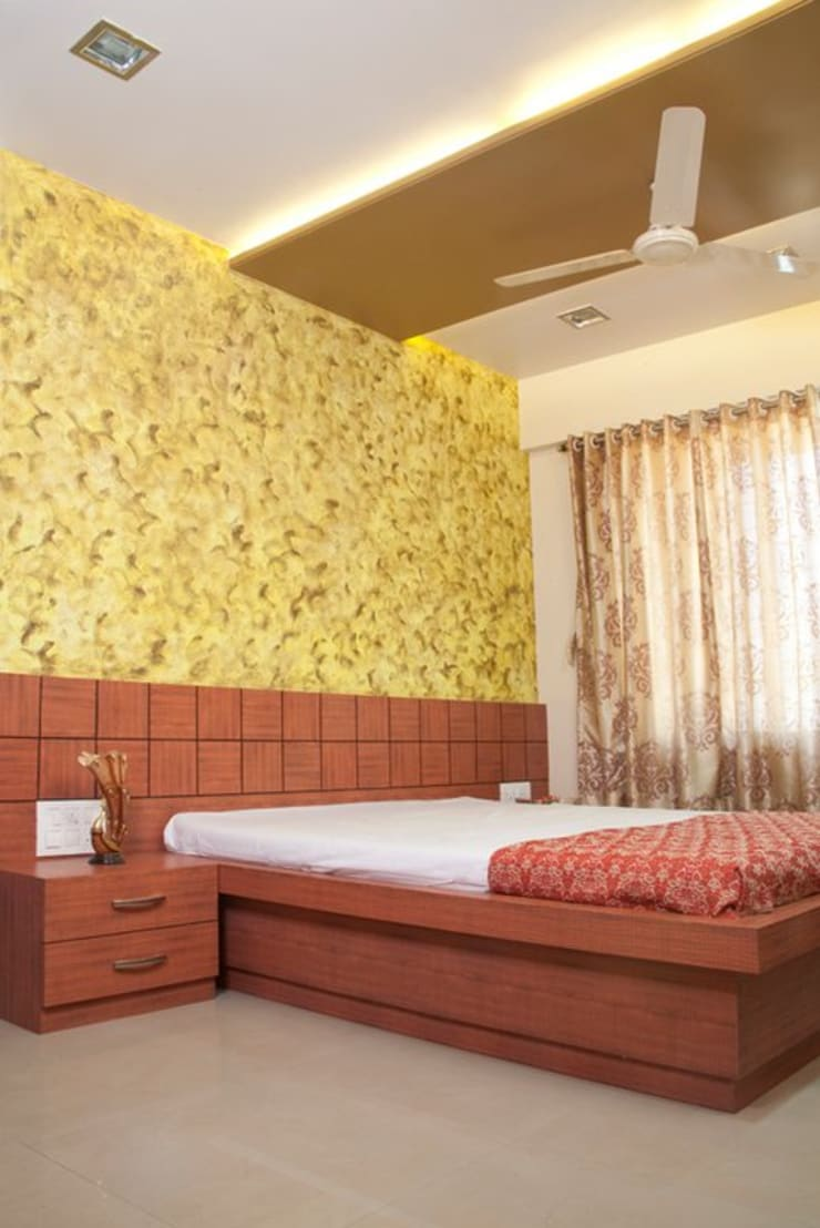 Residential:  Bedroom by suneil