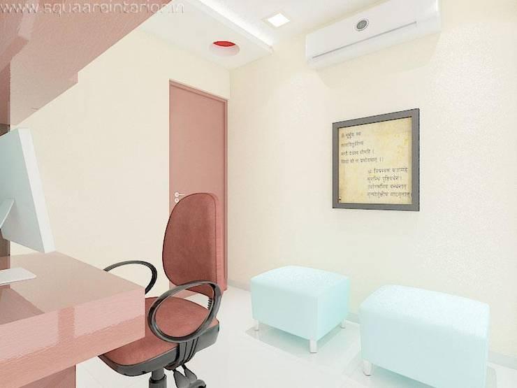 Rustomjee, Thane: modern Study/office by suneil