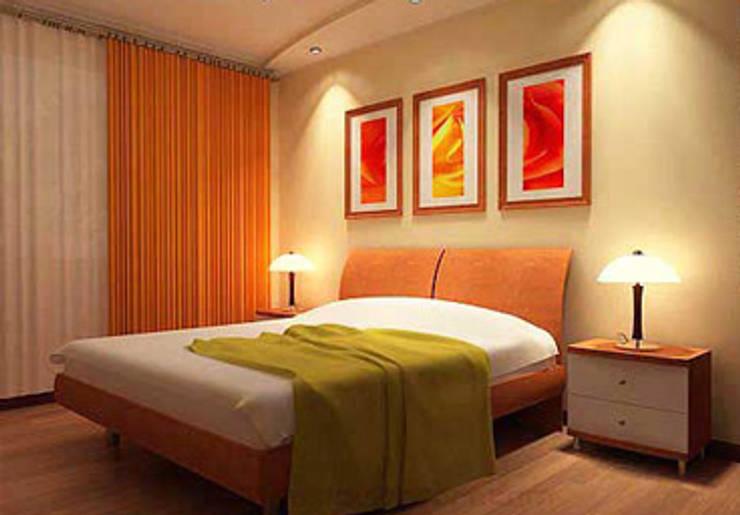 Bedroom Designs:  Bedroom by DecMore Interiors
