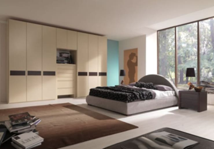 Bedroom Designs: modern Bedroom by DecMore Interiors