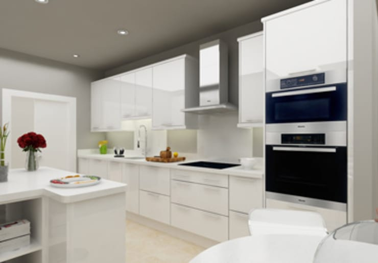 KITCHEN Designs:  Kitchen by DecMore Interiors