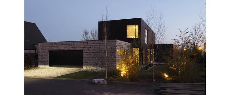 moderne Huizen door RIVA Architectes
