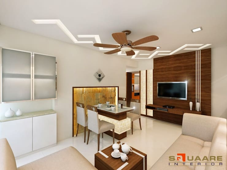 Malad:  Dining room by suneil
