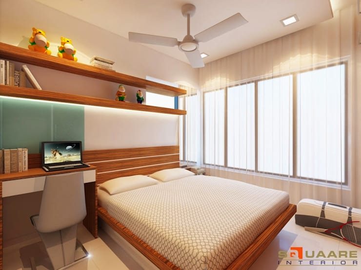 Malad:  Bedroom by suneil