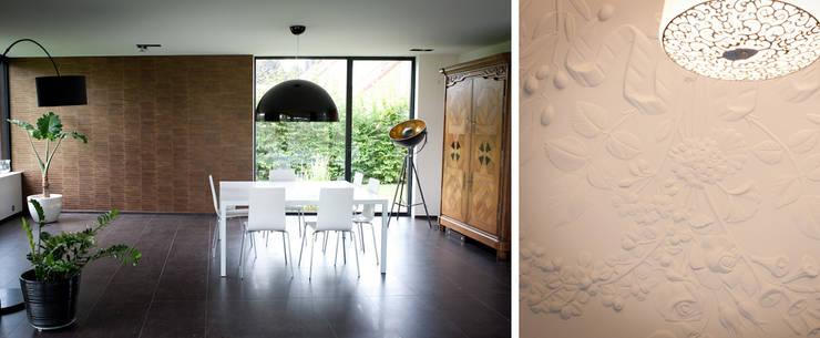 moderne Badkamer door RIVA Architectes