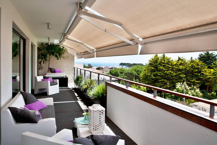 Sandra Oliveira Interiores:   por Sandra Oliveira Architecture & Interior Design