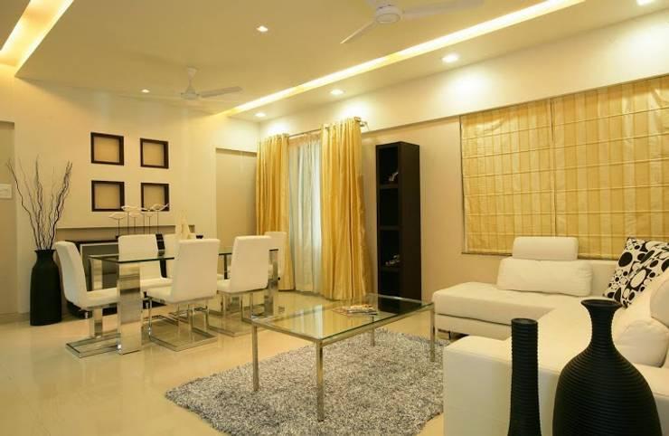 DINING ROOM Designs:  Dining room by Artek-Architects & Interior Designers