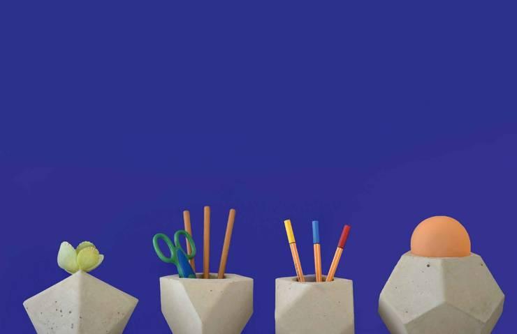 """Colección """"Geometrías Simples"""": Hogar de estilo  por Edro, c.a"""