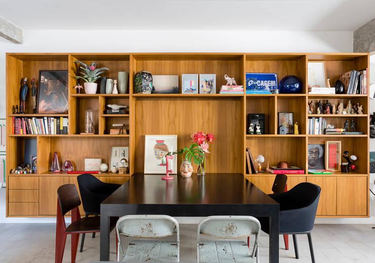 Esszimmer von RSRG Arquitetos