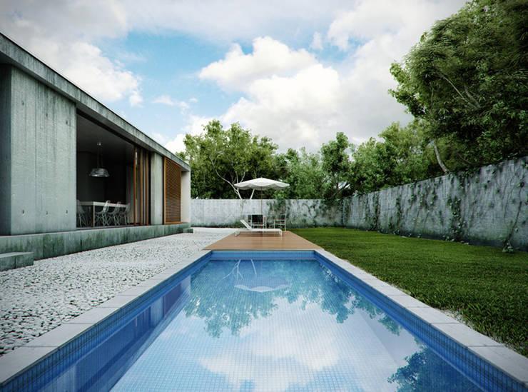 by INÁ Arquitetura