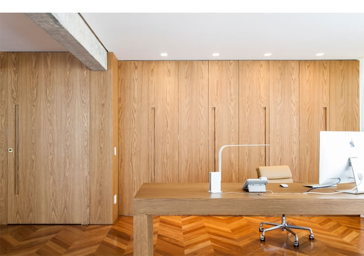 Study/office by RSRG Arquitetos