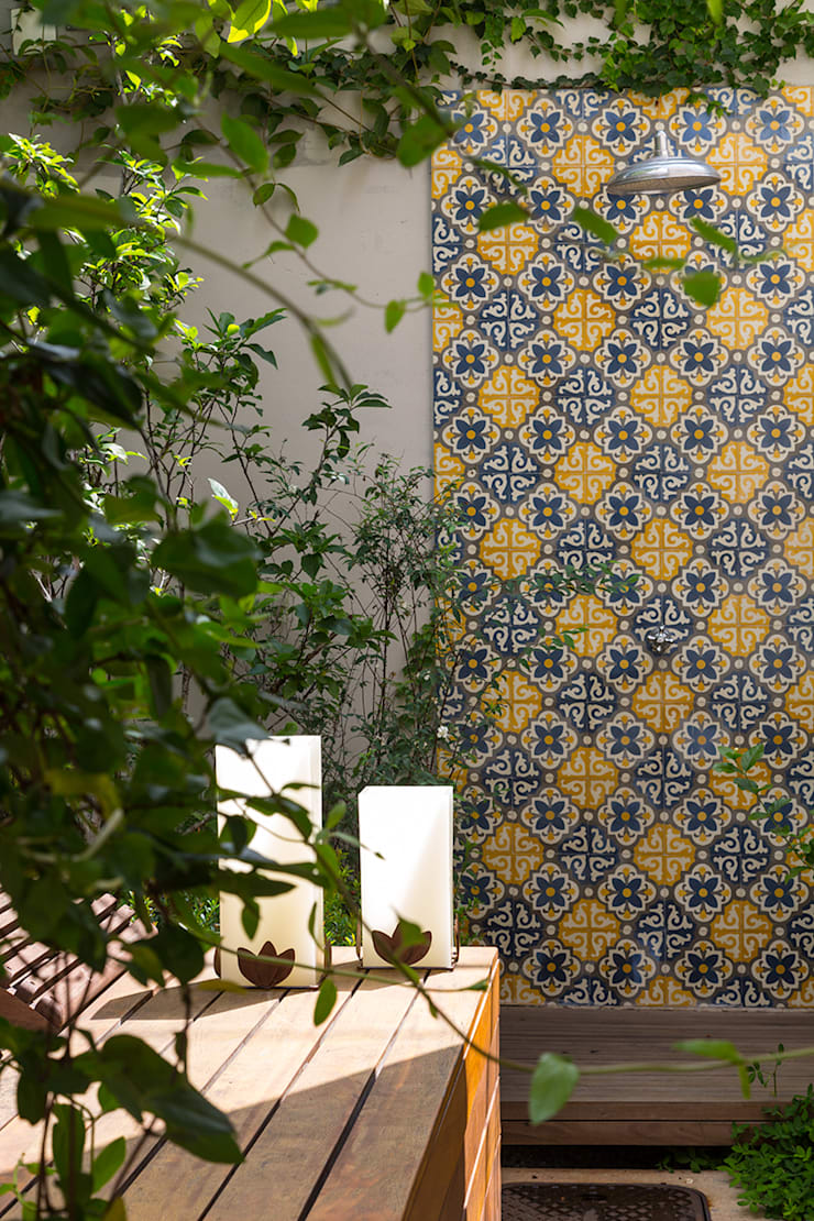 Sampaio Vidal: Jardins modernos por Eliane Mesquita Arquitetura