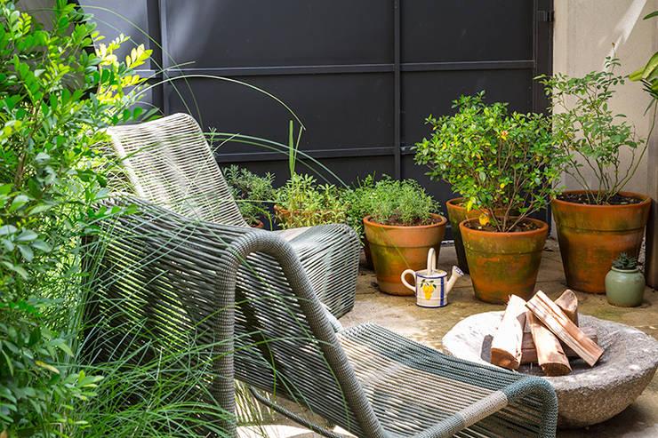 Sampaio Vidal: Jardins  por Eliane Mesquita Arquitetura