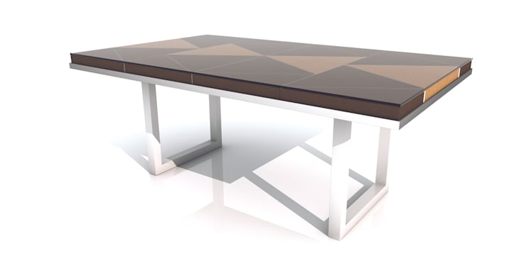 Made with Cork: Casa  por SOBREIRO DESIGN SOLUITIONS