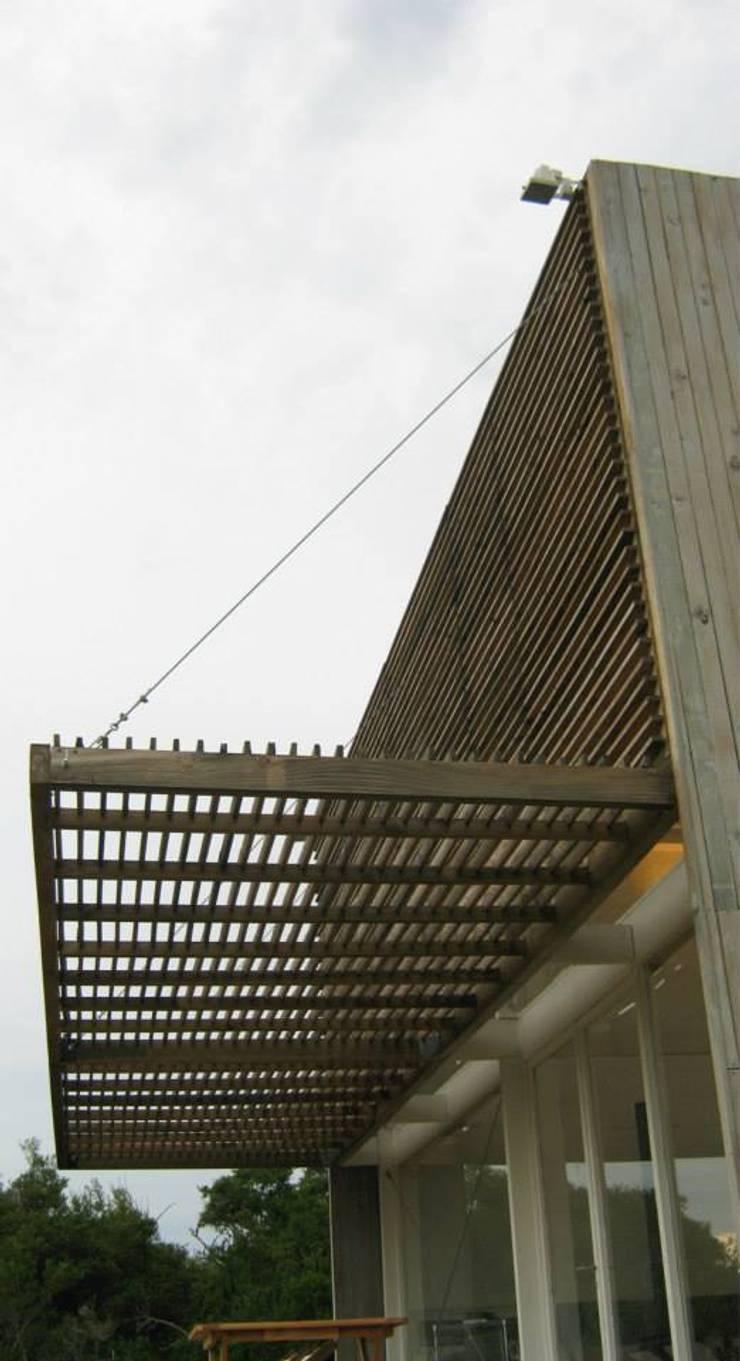 CASA LAGUNA EL ROSARIO: Casas de estilo  por Frias+Tomchinsky Arquitectos