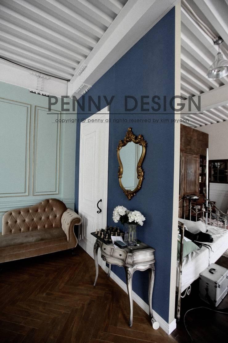 ABOUT TIME STUDIO: penny design의  상업 공간