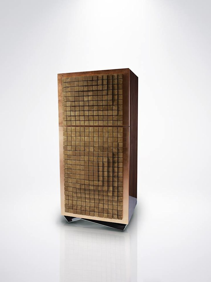 Portus Cale Bar Cabinet: Sala de estar  por Durius_ConceptDesign