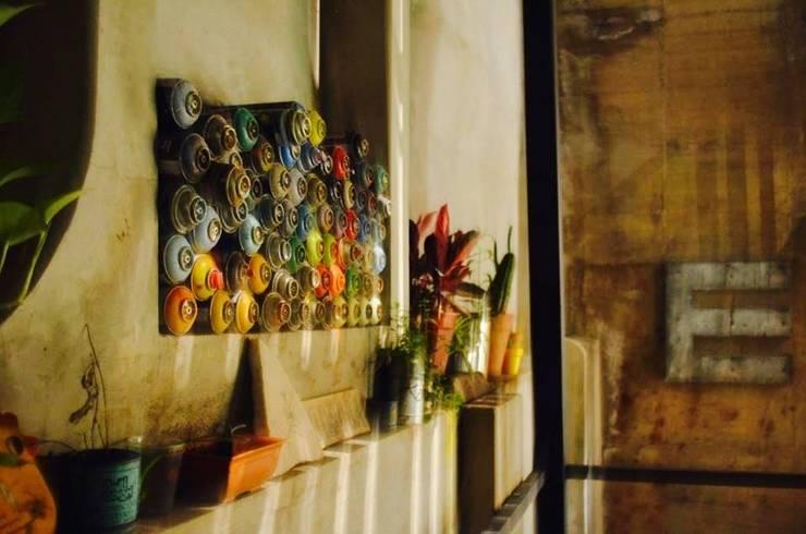 Corazón de Manzana: Livings de estilo  por pablodellatorre
