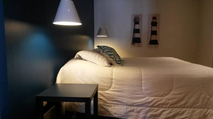 Intervención Bochera en Sao Paulo: Dormitorios de estilo  por La Bocheria