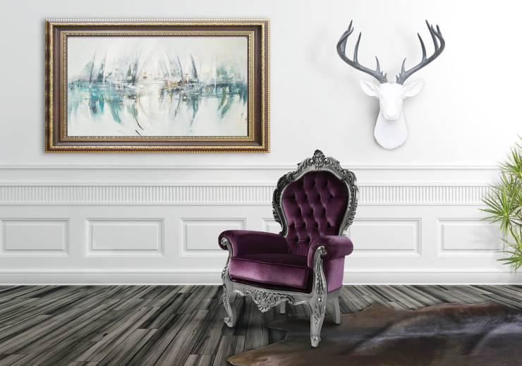 Charme Colletion: Sala de estar  por Durius_ConceptDesign