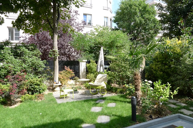 Giardino in stile  di Benji Paysage