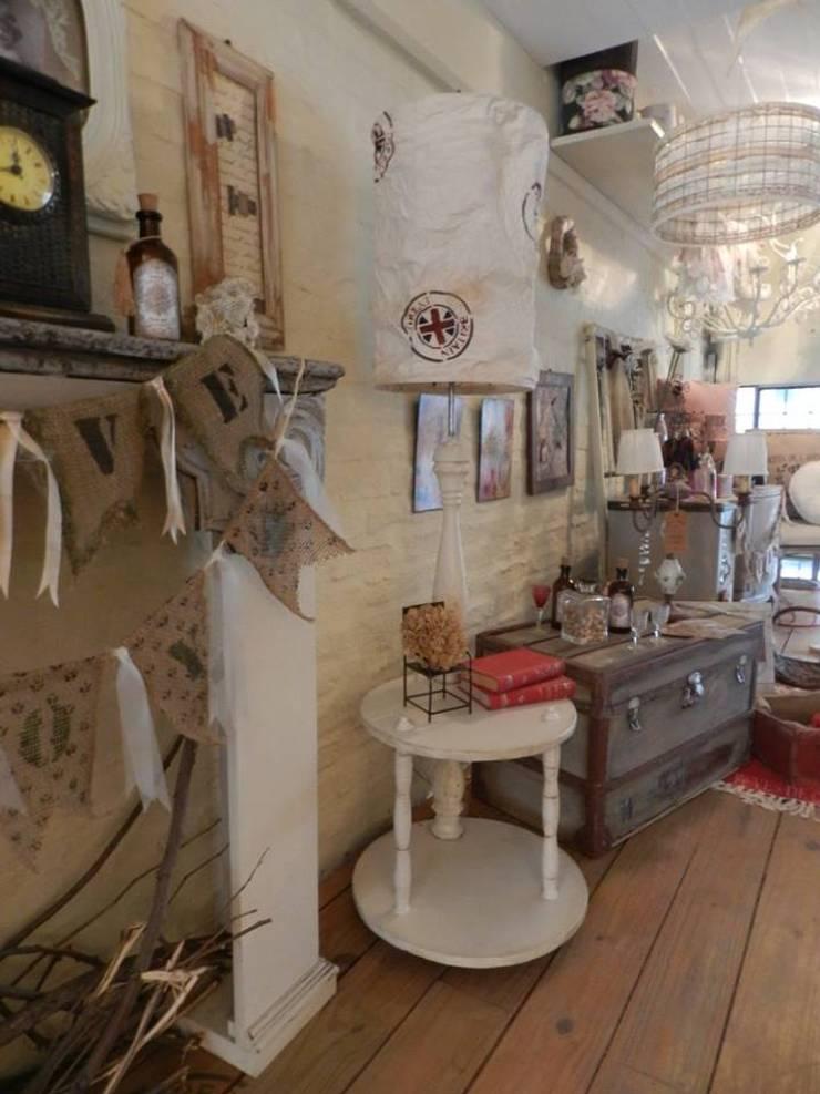 Deco industrial: muebles reciclados: Livings de estilo  por Sepia reciclados