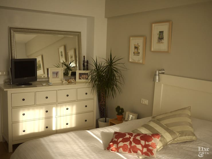 Bedroom by Etxe&Co