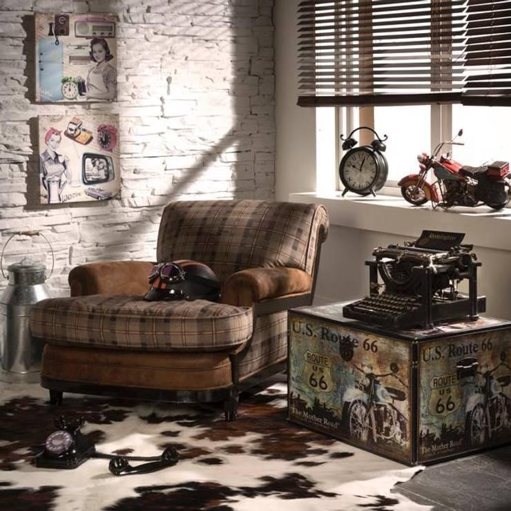 Living room by Cácolas