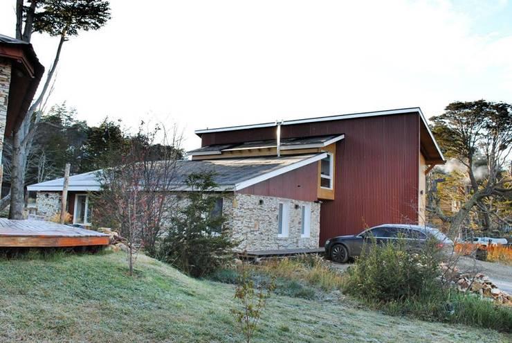 Salesianos 1: Casas de estilo  por Miguel Saucedo Arquitectura