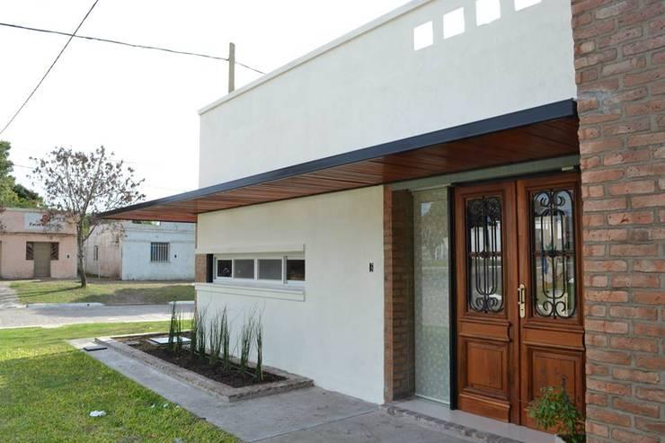 منازل تنفيذ Aureo Arquitectura