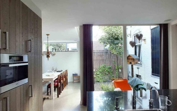 Woonhuis EABR Veldhoven:  Keuken door 2architecten