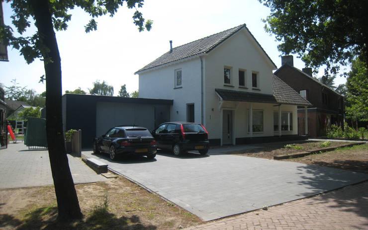 Woonhuis LBRL Asten:  Huizen door 2architecten