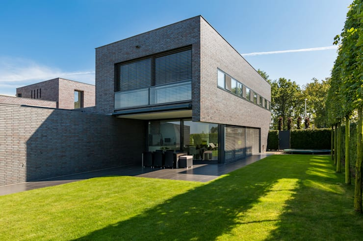 Houses by 2architecten