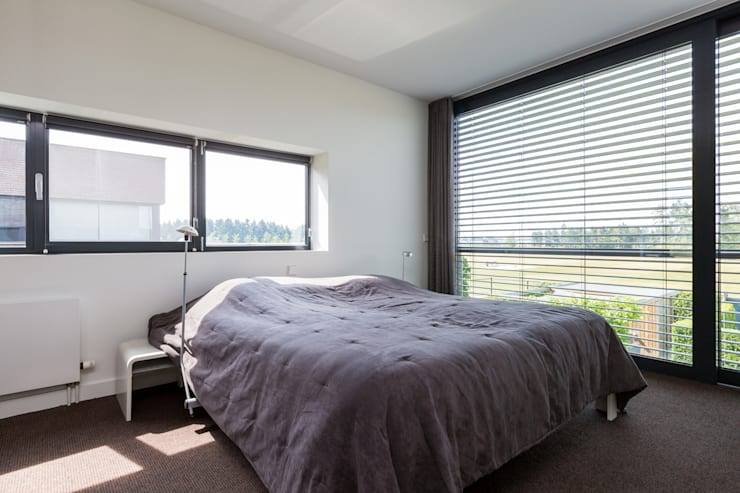 Bedroom by 2architecten