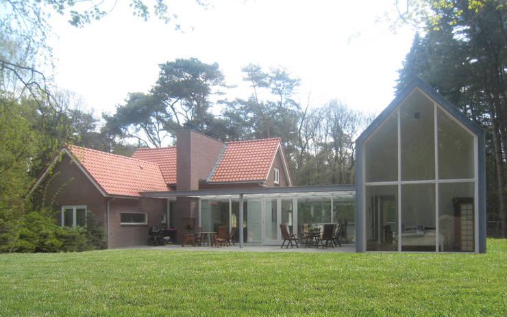 Landhuis Mierlo :  Huizen door 2architecten, Modern