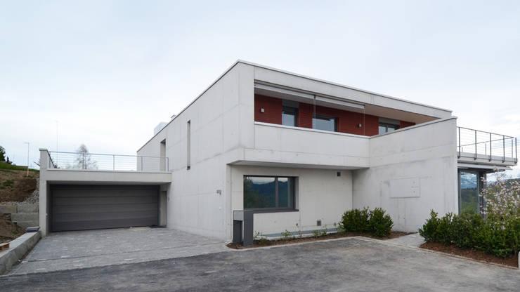 Einfamilienhaus Sonnhaldenstrasse, Schmerikon:  Häuser von Fröhlich Architektur AG